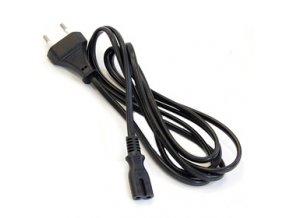 Napájecí kabel k Notebooku Dvoužilový