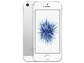 iPhone SE Silver 3