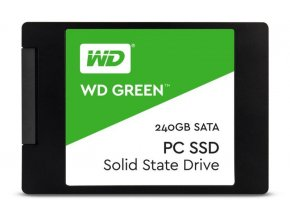 WD GREEN SSD WDS240G2G0A 240GB 1