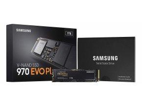 SSD SAMSUNG 970 EVO PLUS 1TB, M.2 1