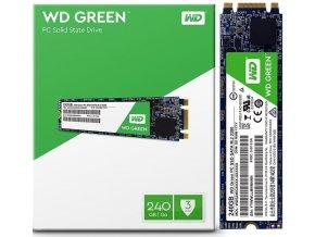 WD GREEN SSD WDS240G2G0B 1