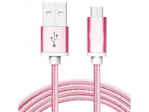 Pletený Pink