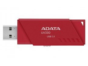 ADATA UV330 Flash Disk 64GB, USB 3.0, Červená