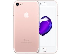 iPhone 7 Rose Gold 6