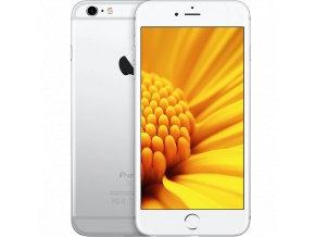 Apple iPhone 6 Plus Silver 5
