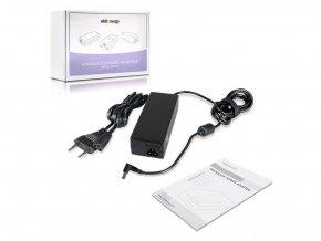 Whitenergy AC adaptér 20V4.5A 90W konektor 7.9x5.5mm + pin 2