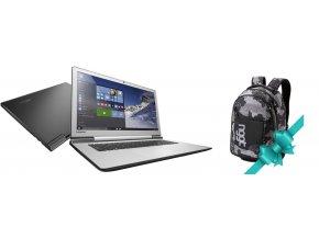 Lenovo IdeaPad 700-17ISK  + Batoh Nugget Rapid Backpack v hodnotě 1190,- ZDARMA