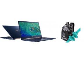 Acer Swift 5 SF514-52T-85S5  + Batoh Nugget Rapid Backpack v hodnotě 1190,- ZDARMA