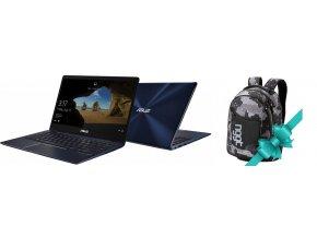 Asus ZenBook UX331UA-EG18T  + Batoh Nugget Rapid Backpack v hodnotě 1190,- ZDARMA