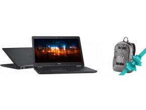 Dell Latitude E5550  + Batoh Meatfly Basejumper v hodnotě 1290,- ZDARMA