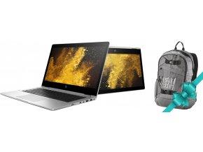 Hp EliteBook x360 1030 G2  + Batoh Meatfly Basejumper v hodnotě 1290,- ZDARMA