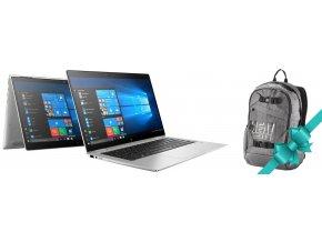 Hp EliteBook x360 1030 G3  + Batoh Meatfly Basejumper v hodnotě 1290,- ZDARMA