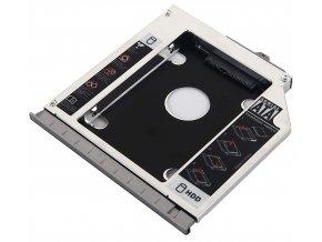 2. pevný disk namísto DVD mechaniky pro HP EliteBook 8460p, 8460w, 8470p, 8470w