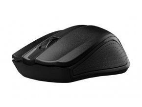Bezdrátová Myš C-TECH WLM-01 - Černá