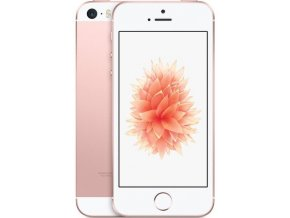 Apple iPhone SE Rose Gold 4