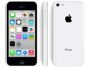 Apple iPhone 5c White 1