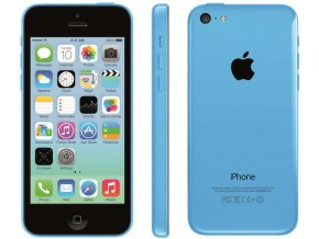 Apple iPhone 5c Blue 6