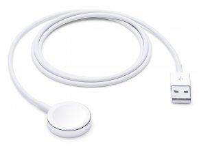 Bezdrátová magnetická nabíjecí podložka pro Apple Watch 1
