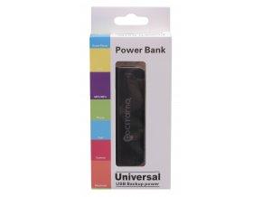 Powerbanka Počítárna 2000 mAh - externí bateriový zdroj