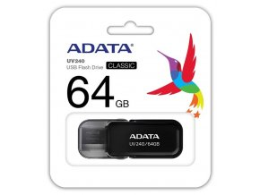 ADATA UV240 USB Flash Disk 64GB USB 2.0 1