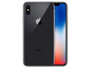 Apple iPhone X 256GB Space Gray 4