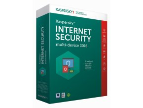 Kaspersky Internet Security Multi-Device CZ, 2PC, 1 rok, nová licence