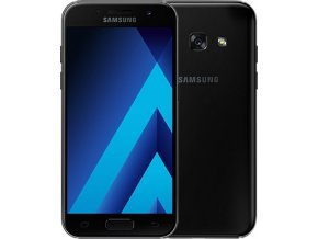 Samsung Galaxy A3 A5 Black 1 (1)