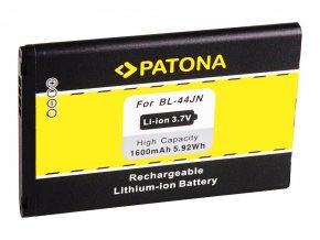 Aku LG BL-44JN 1600mAh 3,7V Li-Ion