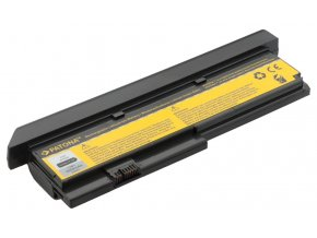 Aku IBM Thinkpad X200 6600mAh Li-Ion 11.1V