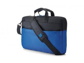 "HP 15.6"" Duotone BriefCase - Blue - BAG"