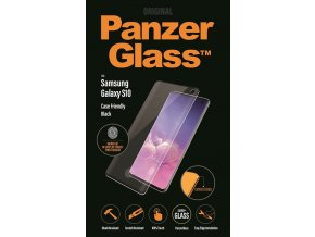 PanzerGlass Case Friendly pro Samsung Galaxy S10