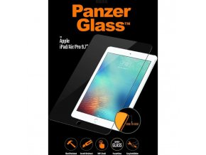PanzerGlass tvrzené sklo pro Apple iPad Air, Air 2, Pro 9.7, iPad 2017