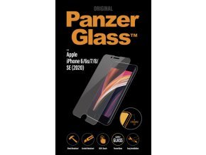 PanzerGlass Standard pro Apple iPhone 6 6s 7 8 SE (2020) 2684
