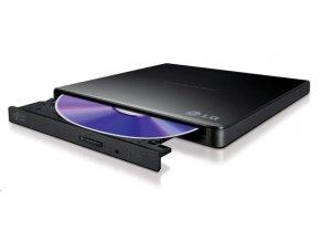 Externí DVD LG CDR GP57EB40 Slim External Black