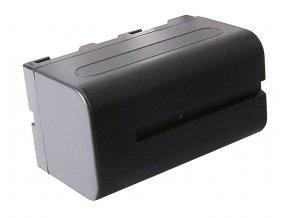 Aku Sony NP-F550 4400mAh Li-Ion Premium