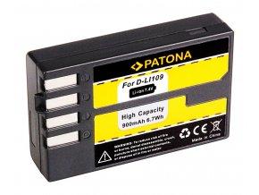 Aku Pentax D Li109 900mAh Li-Ion