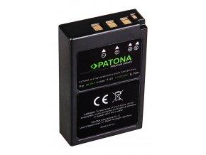 Aku Olympus BLS5 1100mAh Li-Ion Premium