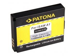 Aku ISAW Advance 1100mAh Li-Ion