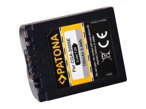 Aku Panasonic CGA-S006E 750mAh Li-Ion