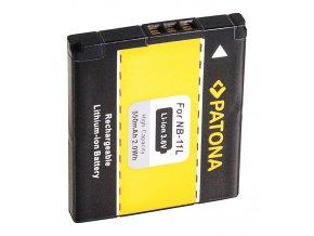 Aku Canon NB11L 550mAh Li-Ion