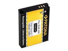 Aku Samsung SLB10A 750mAh Li-Ion