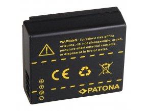 Aku Panasonic DMW-BLE9 820mAh Li-Ion