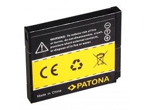 Aku Panasonic DMW-BCL7E 600mAh Li-Ion
