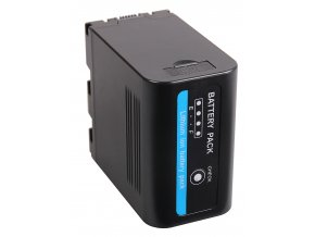 Aku SSL- JVC50/JVC75 7800mAh Li-Ion Premium