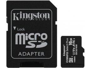 Kingston Micro SDXC Canvas Select Plus! 16GB 1