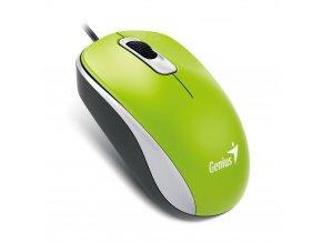 Drátová Myš Genius DX 110 Zelená 1