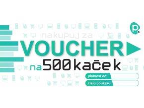 voucher 500kč 1