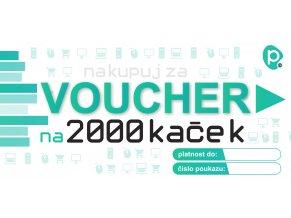 voucher 2000kč 1