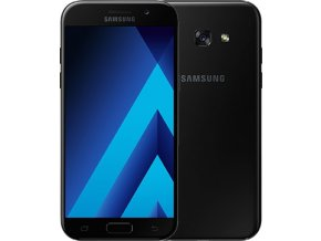 Samsung Galaxy A5 (2017) Black 1
