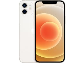 Apple iPhone 12 mini 64GB White  Nový - CZ distribuce | Apple TV 1 rok + Apple Arcade 3 měsíce zdarma